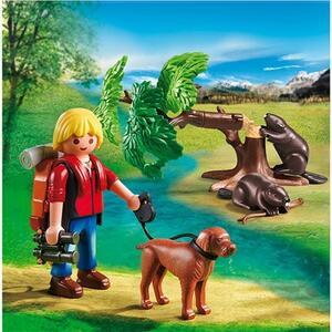 Playmobil. Castori con esploratore (5562) - 3