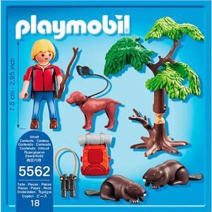 Playmobil. Castori con esploratore (5562) - 4