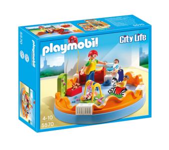 Giocattolo Playmobil. City Life Asilo. Area Gioco Prima Infanzia (5570) Playmobil 0