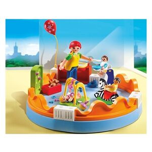 Giocattolo Playmobil. City Life Asilo. Area Gioco Prima Infanzia (5570) Playmobil 1
