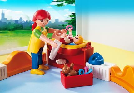 Giocattolo Playmobil. City Life Asilo. Area Gioco Prima Infanzia (5570) Playmobil 2