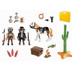 Giocattolo Playmobil valigetta. Western (5608) Playmobil 1