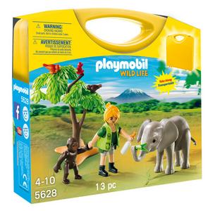Giocattolo Playmobil Valigetta Wild Life (5628) Playmobil 0