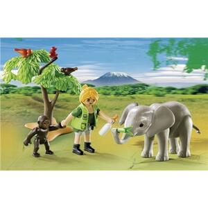 Playmobil Valigetta Wild Life (5628) - 3