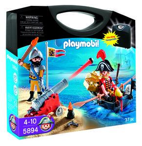 Giocattolo Playmobil valigetta. Pirati (5894) Playmobil 0