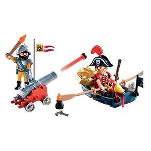 Giocattolo Playmobil valigetta. Pirati (5894) Playmobil 1