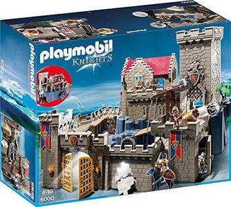 Giocattolo Playmobil Cavalieri. Castello Reale Cavalieri del Leone (6000) Playmobil 0