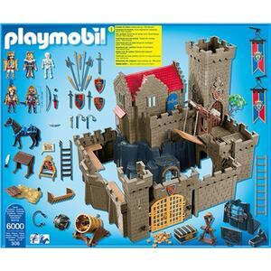 Playmobil Cavalieri. Castello Reale Cavalieri del Leone (6000) - 7