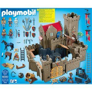 Giocattolo Playmobil Cavalieri. Castello Reale Cavalieri del Leone (6000) Playmobil 2