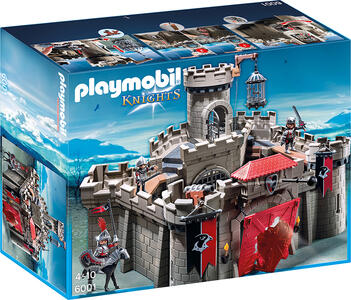 Playmobil Castello dei cavalieri del Falcone (6001) - 2