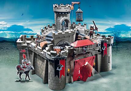 Playmobil Castello dei cavalieri del Falcone (6001) - 4