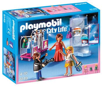 Giocattolo Playmobil City Life. Servizio Fotografico Moda Trendy (6149) Playmobil