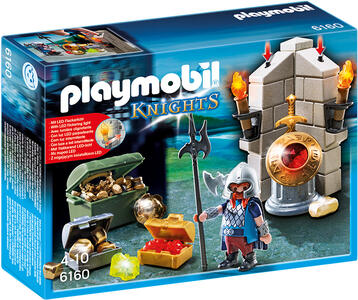 Guardiano del tesoro del re Playmobil (6160)