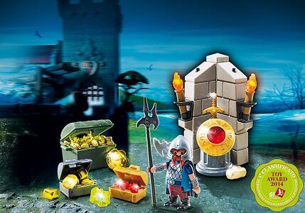 Guardiano del tesoro del re Playmobil (6160) - 3