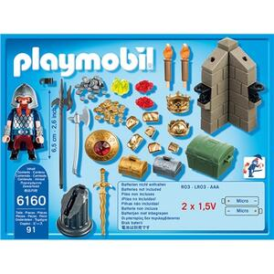 Guardiano del tesoro del re Playmobil (6160) - 4