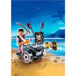 Playmobil Pirati. Pirata con App-cannon nero (6165) - 4