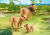 Giocattolo Playmobil Zoo Famiglia di Leoni (6642) Playmobil 1