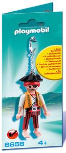 Giocattolo Playmobil Portachiavi Pirata Playmobil