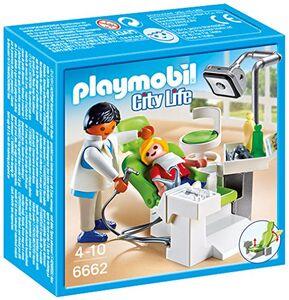 Giocattolo Playmobil City Life. Dentista (6662) Playmobil 0