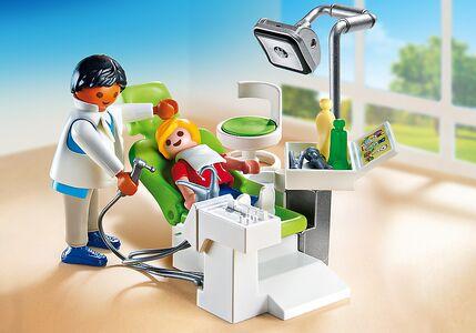 Giocattolo Playmobil City Life. Dentista (6662) Playmobil 1