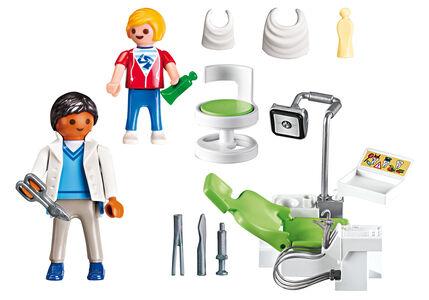 Giocattolo Playmobil City Life. Dentista (6662) Playmobil 2