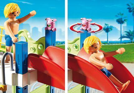 Giocattolo Playmobil Summer Fan. Area gioco con scivoli e doccia (6670) Playmobil 3