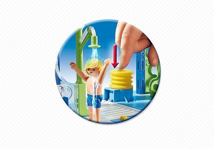 Giocattolo Playmobil Summer Fan. Area gioco con scivoli e doccia (6670) Playmobil 4