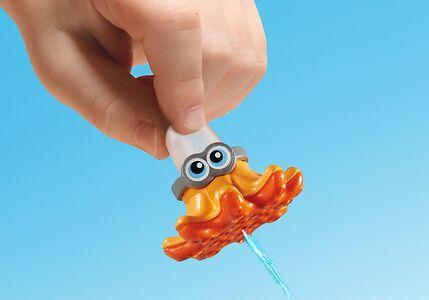 Giocattolo Playmobil. Piscinetta dei bimbi con scivolo (6673) Playmobil 4