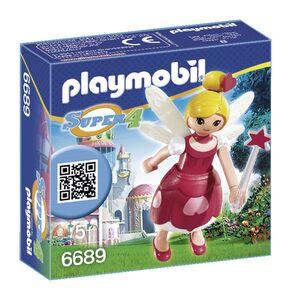 Giocattolo Playmobil Super 4. Fata Lorella (6689) Playmobil 0
