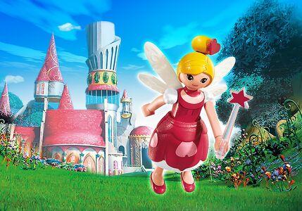 Giocattolo Playmobil Super 4. Fata Lorella (6689) Playmobil 1