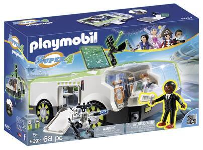 Playmobil Super 4. Il Camaleonte (6692) - 4