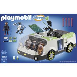 Playmobil Super 4. Il Camaleonte (6692) - 13