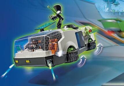 Playmobil Super 4. Il Camaleonte (6692) - 14