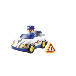 Giocattolo Playmobil 1-2-3. Auto della Polizia (6797) Playmobil 1
