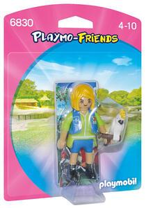 Playmobil Miss Parrot (6830)