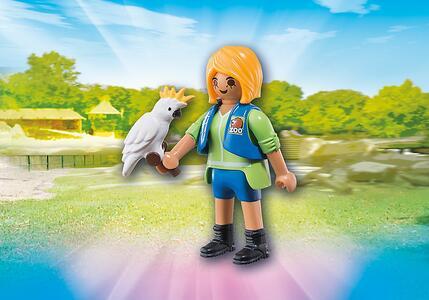 Playmobil Miss Parrot (6830) - 3