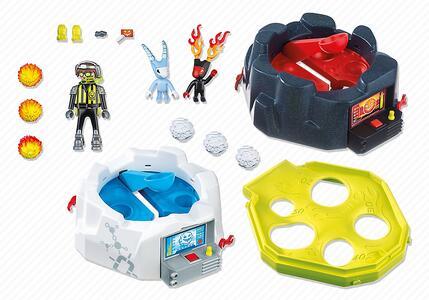Playmobil Pioggia di meteoriti. Gioco di abilità - 8