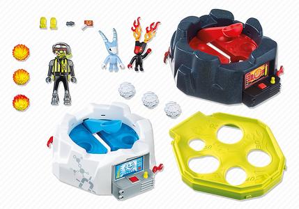 Giocattolo Playmobil Pioggia di meteoriti. Gioco di abilità Playmobil 2