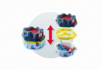 Playmobil Pioggia di meteoriti. Gioco di abilità - 9