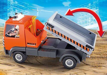 Giocattolo Playmobil Camion con Cassone Ribaltabile (6861) Playmobil 2