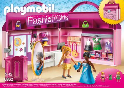 Playmobil Boutique Portatile - 5