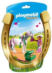 Playmobil Pony Hearts (6969)