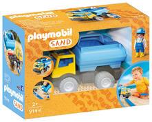 Playmobil 9144 Sand Camion Con Cisterna Per Acqua