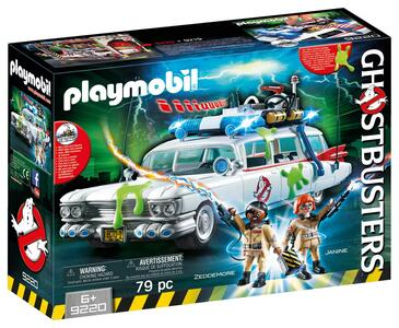 Playmobil 9220. Ghostbusters. Ghostbusters Ecto-1 - 3