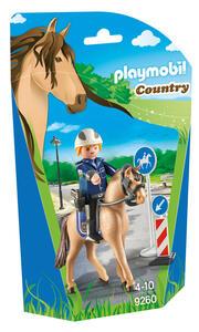 Playmobil Country. Poliziotto A Cavallo - 2