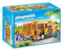 Playmobil 9419. Limited Edition. Scuolabus