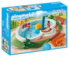 Playmobil 9422 Family Fun Piscina
