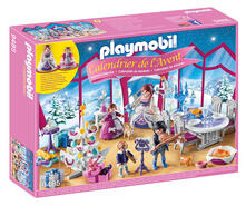Playmobil 9485. Christmas. Calendario Dell'Avvento Ballo Di Natale