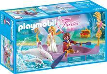 Playmobil. Barca delle Fate