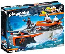 Playmobil. Motoscafo